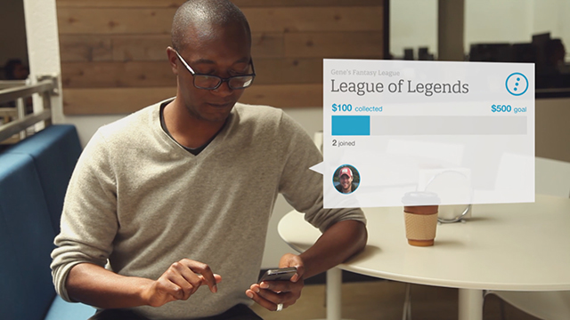 Tilt for ESPN: Collect League Dues without the Hassle