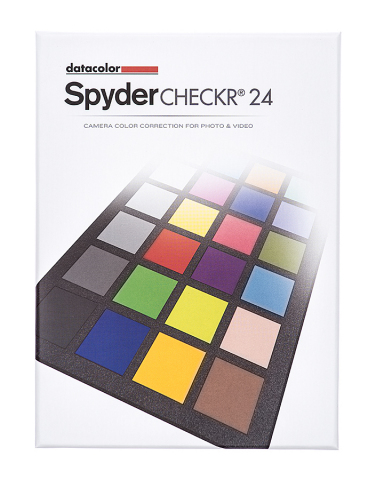 Datacolor SpyderCHECKR24 Camera Color Correction for Photo and Video (Photo: Business Wire)
