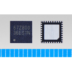 "Toshiba: High current 3-channel half-bridge motor driver ""TB67Z800FTG"" (Photo: Business Wire)"