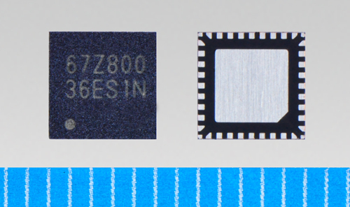 "Toshiba: High current 3-channel half-bridge motor driver ""TB67Z800FTG"" (Photo: Business Wire)"