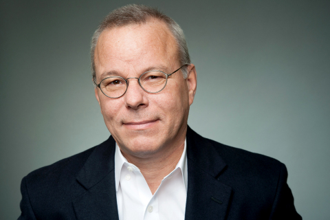 Robert Chamberlain hosts Inside Healthcare: Critical Thinking for Turbulent Times. (Photo: Business ...