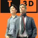 Things3D Founders - Joe Wee & Chris Byatte (Photo: Business Wire)
