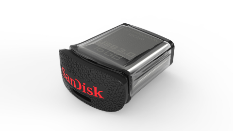 SanDisk Ultra Fit USB 3.0 Flash Drive (Photo: Business Wire)
