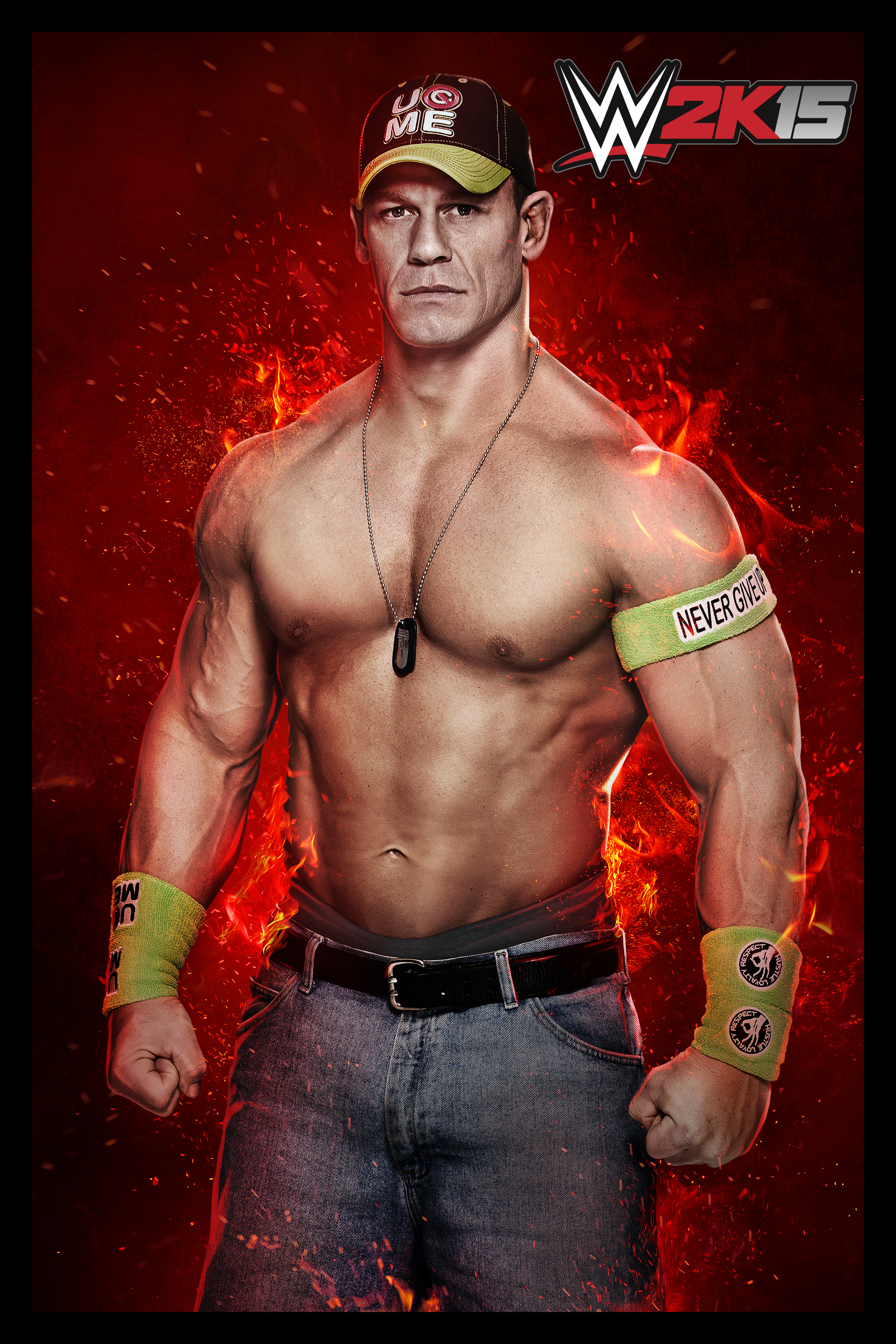 John Cena in 2K Showcase. (Photo: Business Wire)