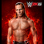 Shawn Michaels in 2K Showcase. (Photo: Business Wire)