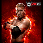 Triple H in 2K Showcase. (Photo: Business Wire)
