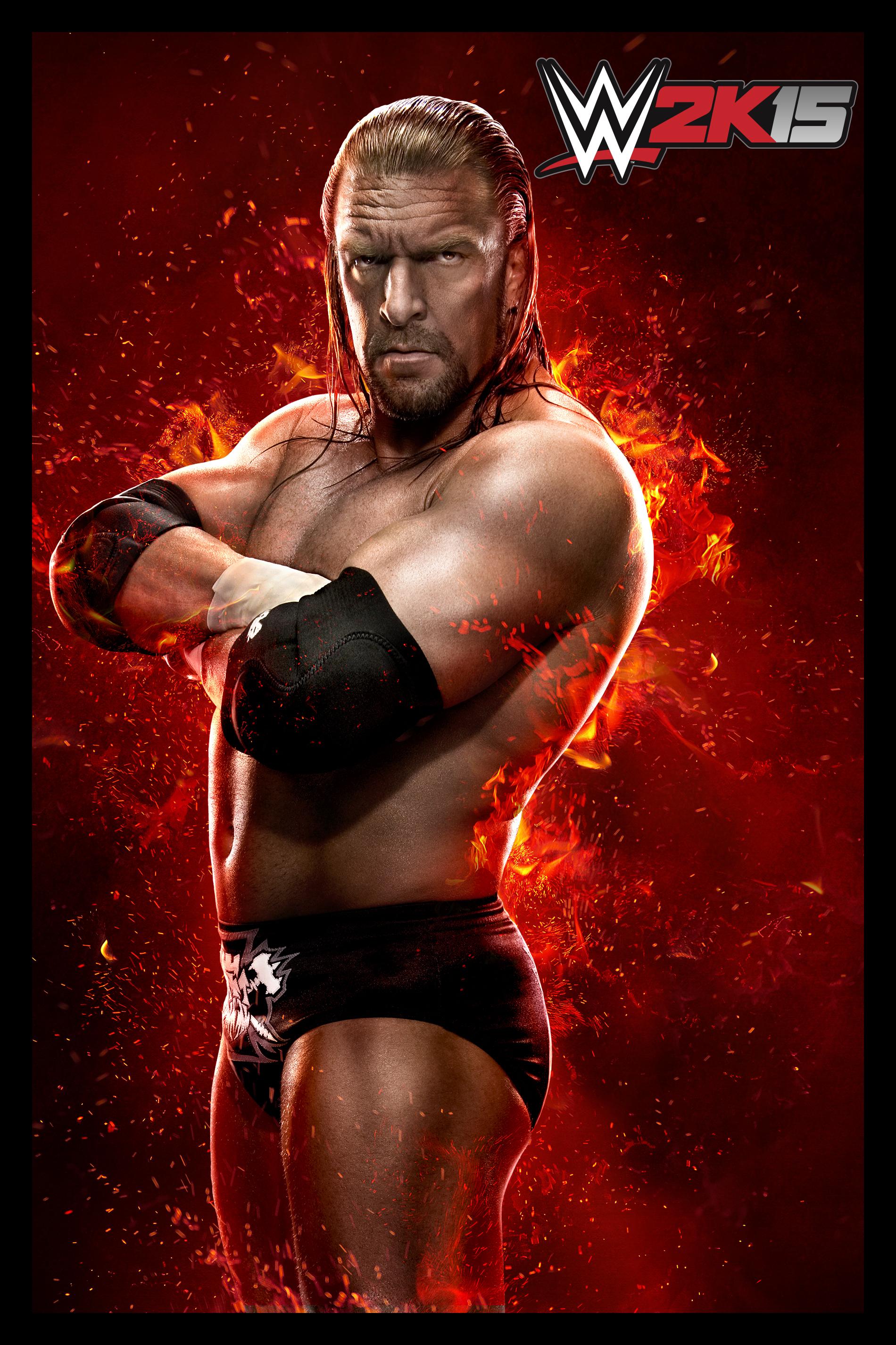 Triple H in 2K Showcase. (Photo: Business Wire)