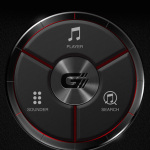 Music Search on CASIO GBA-400 Powered by SoundHound (Graphic: Business Wire)