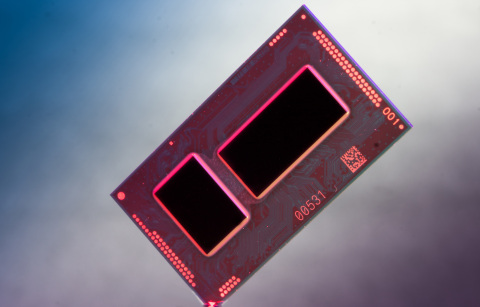 Intel 14nm Manufacturing Process - 14nm Package (codenamed 'Broadwell') (Photo: Business Wire)