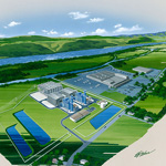 "Panda Power Funds 829-MW ""Patriot"" Generating Station (Lycoming County, Pa.) (Photo: Business Wire)"