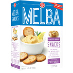 Old London Melba Snacks Roasted Garlic (Photo: Business Wire)