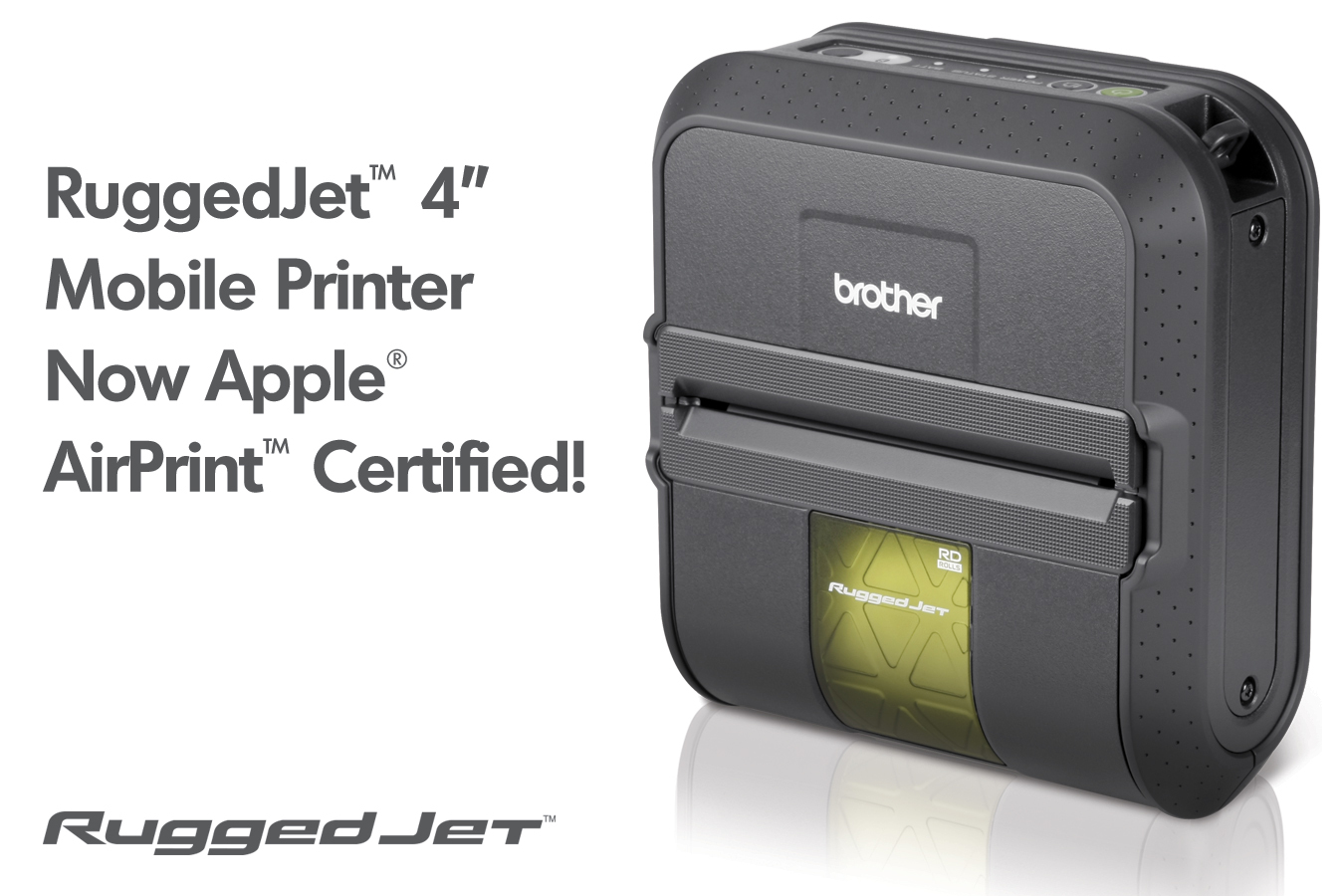 Brother Mobile Solutions - Mobile Printers For The Modern ...