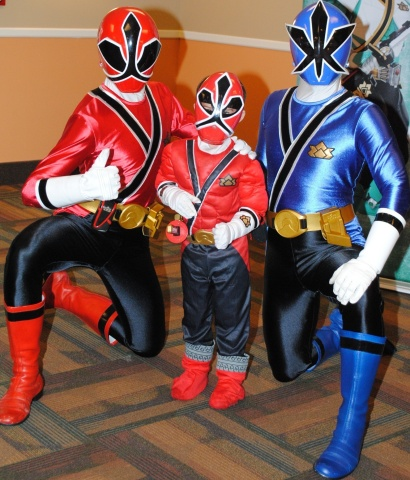 Celebrate Nick Or Treat with the Power Rangers and all of your favorite Nickelodeon Characters! (Photo: Business Wire)