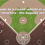 A quick weather safety tutorial and overview of the new, preferred weather app for Little League®.