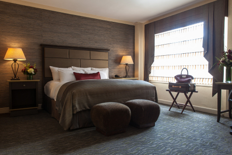 The Whitehall Hotel - #2 Most Comfortable Hotel Bed by TRAVEL + LEISURE (Photo: Business Wire)