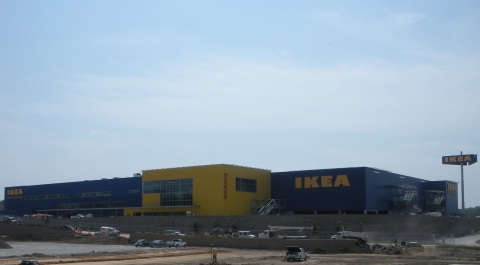 IKEA, the world's leading home furnishings retailer, today announced that its future Kansas City-area store will open in Merriam, KS at 9 a.m. (Photo: Business Wire)