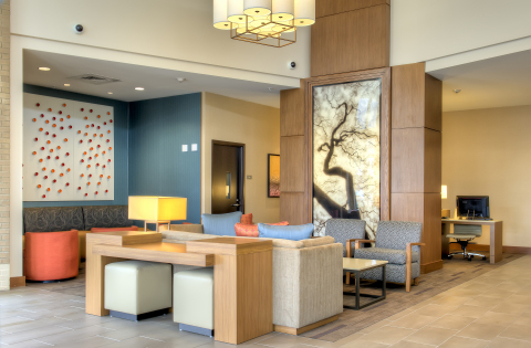 The Gallery at Hyatt Place Durham/Southpoint (Photo: Business Wire)