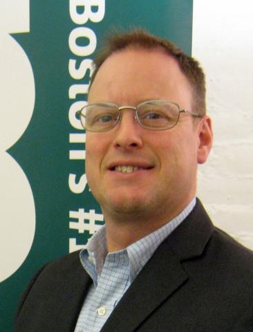 Steve Corcoran, Metro Boston Associate Publisher (photo: Business Wire)