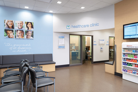 Healthcare Clinic at Walgreens continues expansion into Dallas/Fort Worth (Photo: Business Wire)