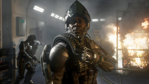 European fans to get first hands-on with Call of Duty: Advanced Warfare. (Photo: Business Wire)