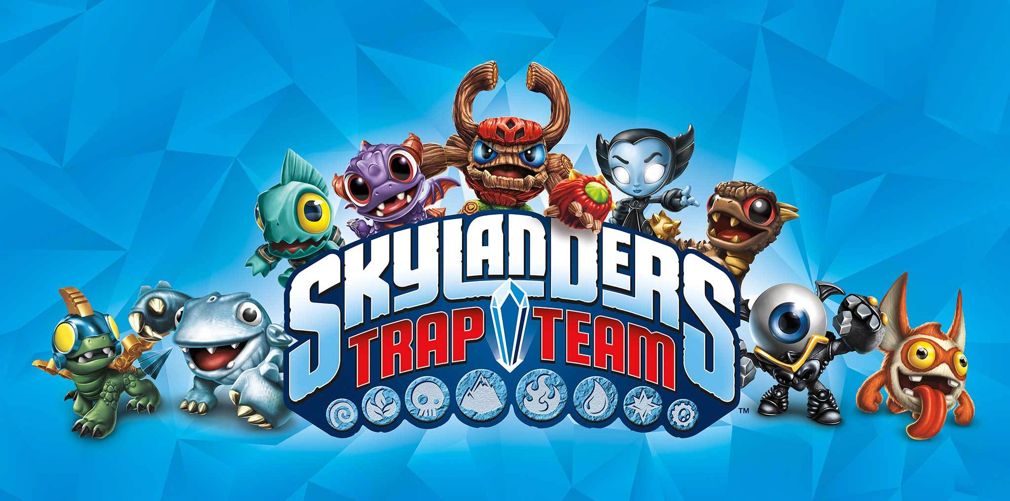 Skylanders Trap Team brings big surprises in small packages with first playable hands-on of new Skylanders Mini characters. (Graphic: Business Wire)