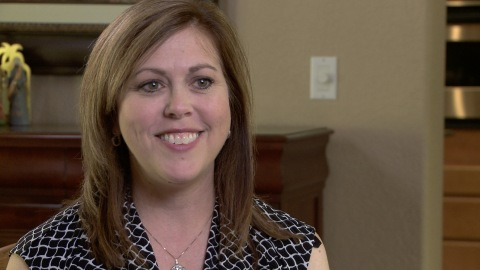 Michele Byington, a private wealth advisor in Orlando, Florida, is the August 2014 recipient of the Regions Bank Better Life Award. (Photo: Business Wire)