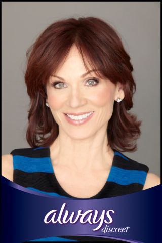Actress and author Marilu Henner has partnered with Always Discreet to encourage women to talk about their sensitive bladders, because women who experience bladder leaks have nothing to be ashamed of. (Photo: Business Wire)