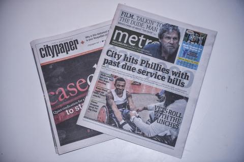 Metro acquires Philadelphia City Paper. Credit: Charles Mostoller