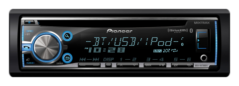 Pioneer DEH-X6700BS CD Receiver (Photo: Business Wire)