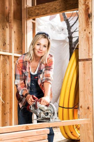 Jennie Garth, star of HGTV's The Jennie Garth Project (Photo: Business Wire)