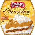 Edwards Pumpkin Creme Pie (Photo: Business Wire)