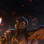 Orc warlord Grommash Hellscream reforges his fate in the epic World of Warcraft: Warlords of Draenor cinematic. (Graphic: Business Wire)