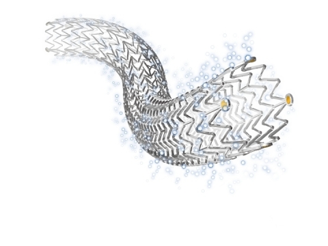 Cook Medical's Zilver PTX Drug Eluting Peripheral Stent enters clinical trials in China (Photo: Business Wire)