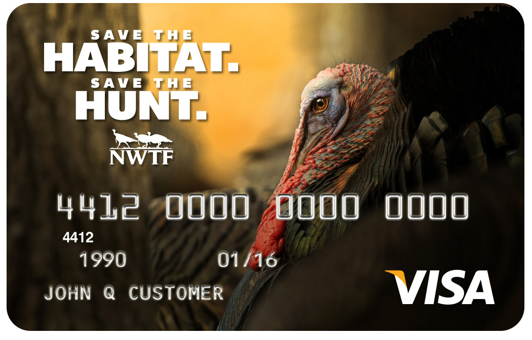 Commerce Bank Introduces the National Wild Turkey Federation Visa