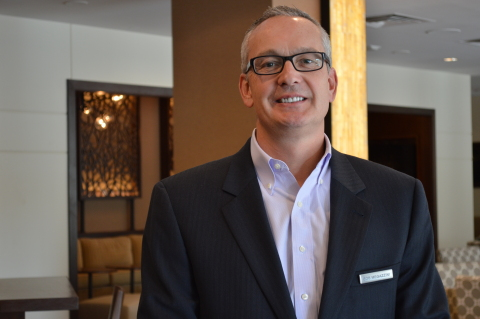 Bob Megazzini, General Manager, The Cornhusker, A Marriott Hotel, Lincoln, Neb. (Photo: Business Wir ...