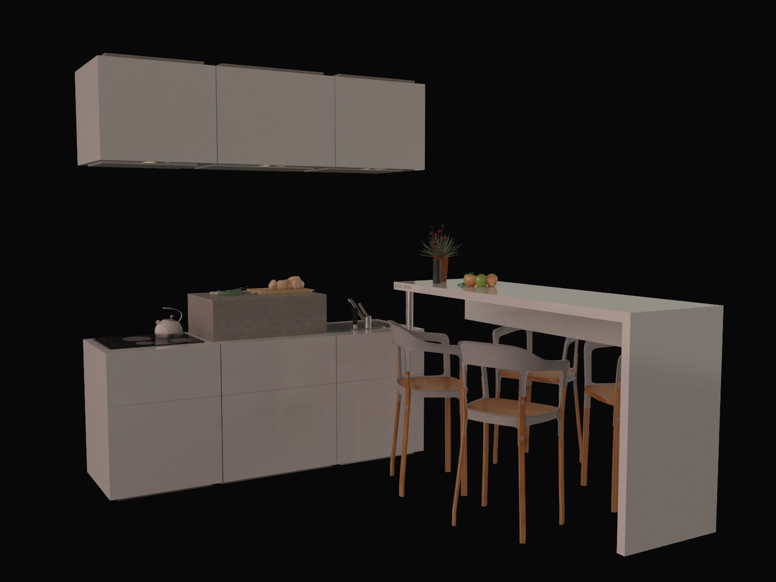 Lautaro Vogel was one of the five winners selected for the FirstBuild Micro-Kitchen Challenge; each design will contribute to the final design that will be manufactured at FirstBuild's microfactory in Louisville, Ky. (Graphic: GE)