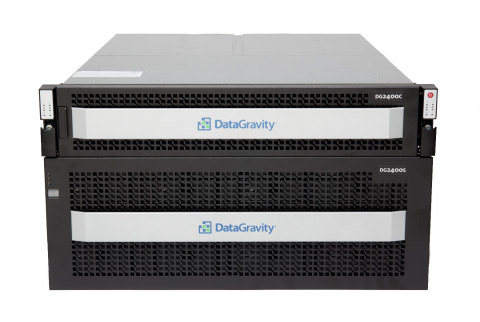 The Discovery Series platform redefines storage expectations by delivering a system that combines st ...