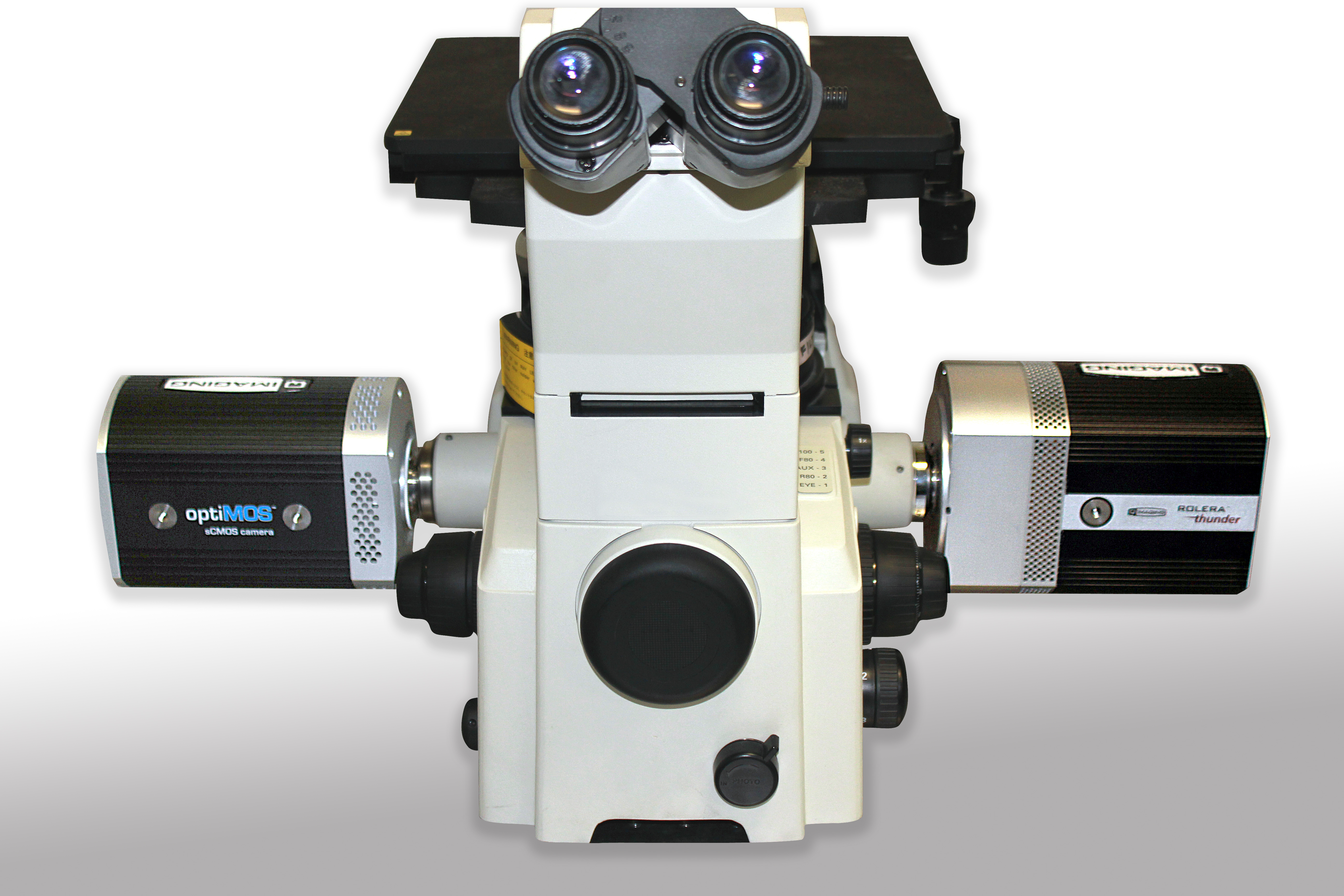 The Live Cell Imaging Package provides researchers with the sensitivity of EMCCD and the versatility of sCMOS camera technologies. (Photo: Business Wire)