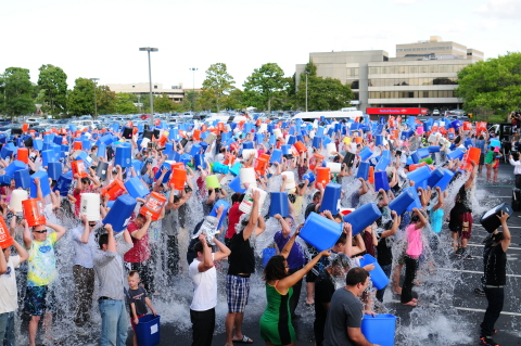 Granite Employees Participating in the Ice Bucket Challenge (Photo: Business Wire)