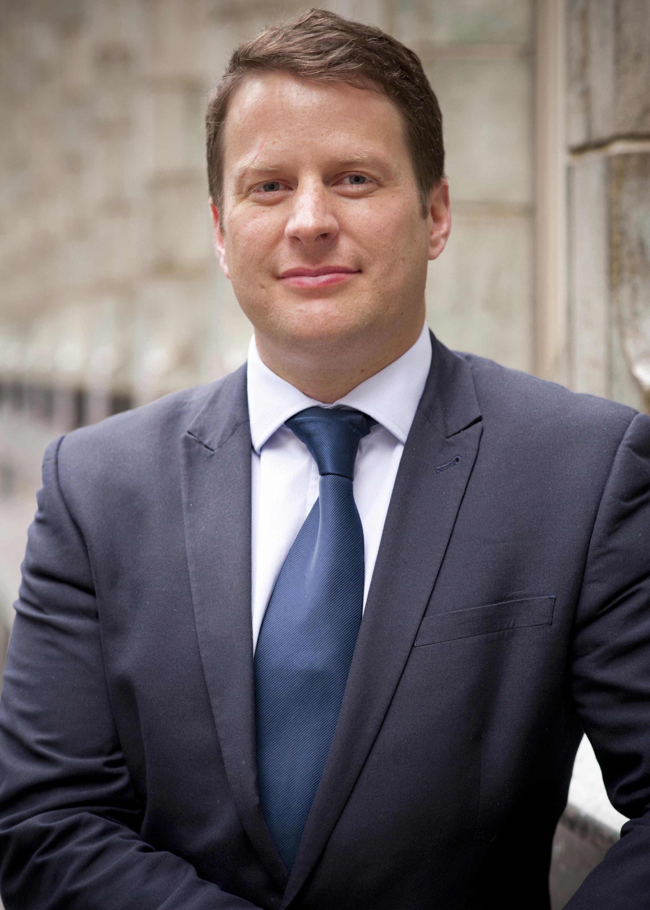 Geoff Russell, Senior Regional Professional Indemnity Underwriter, ACE (Photo: Business Wire)