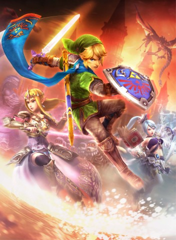 Fans eager to check out the upcoming Hyrule Warriors game for Wii U can visit the Renaissance Seattle Hotel at 515 Madison St. from 7 to 10 p.m. (Photo: Business Wire)