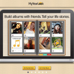 MyYearLook is a quick and easy way for friends and family to share, store and protect their cherished memories. (Photo: Business Wire)