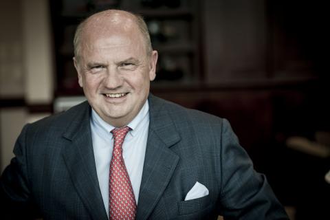 Martin Richenhagen, Chairman, President and CEO of AGCO (Photo: Business Wire)