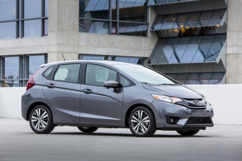 La toute nouvelle Honda Fit 2015, le choix par excellence dans la catégorie sous-compacte, a reçu la ...