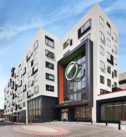 Element Harrison - Newark (Photo: Business Wire)