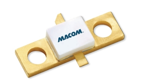 The devices provide a typical 17 W of peak output power with 15.5 dB of power gain and 63% efficiency. This high performance transistor is assembled using state of the art wafer fabrication processes and provide high gain, efficiency, bandwidth, and ruggedness over multiple octave bandwidths for today's demanding application needs. (Photo: Business Wire)