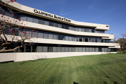 """California Bank & Trust voted """"Best Bank"""" and """"Best Commercial Bank"""" in San Diego (Photo: Business Wire)"""