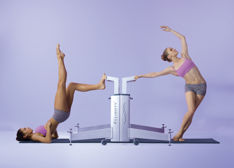 Fluidity(R) Studio Barre Makes Commercial Debut (Photo: Business Wire)