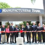 Manufacturers Bank Brea Grand Opening August 8, 2014 (Photo: Business Wire)