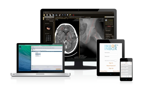 ImageInbox® from NexGenic is an app which makes it possible for patients to personally control and s ...